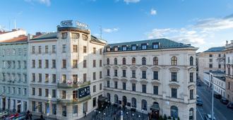 斯拉维亚酒店 - 布尔诺 - 建筑