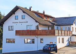Pension Bayerwald - 弗劳瑙 - 建筑