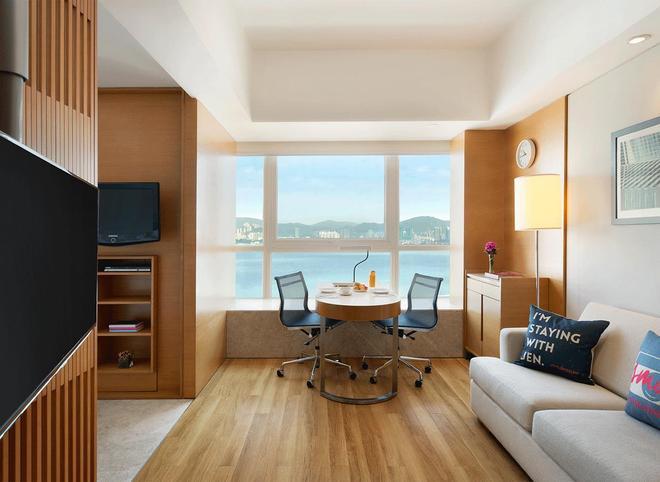 香港今旅酒店 - 香港 - 睡房