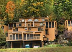 肖尼乡村度假村 - 东斯特劳兹堡 - 建筑