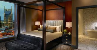 纳什维尔欧尼酒店 - 纳什维尔 - 睡房