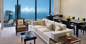 科伦坡瑞享酒店 - 科伦坡 - 客厅