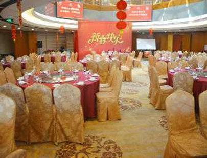 东航华美达酒店(南京机场店) - 南京 - 宴会厅