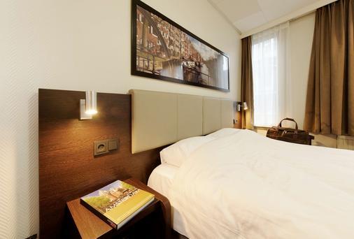 水坝广场贝斯特韦斯特酒店 - 阿姆斯特丹 - 睡房