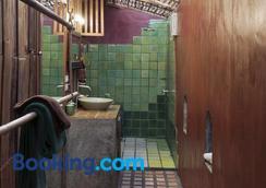 班布卢酒店 - 清迈 - 浴室