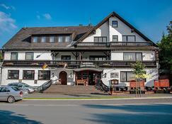 施奈德酒店 - 温特贝格 - 建筑
