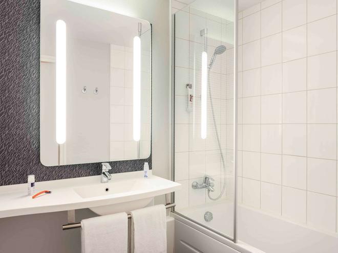 勒阿弗尔中心宜必思酒店 - 勒阿弗尔 - 浴室
