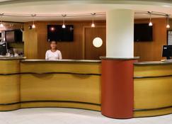 若昂佩索阿宜必思酒店 - 若昂佩索阿 - 柜台