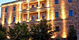 阿巴丰塞卡酒店 - 萨拉曼卡 - 建筑