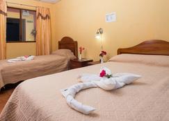 蓝海酒店 - Puerto Baquerizo Moreno - 睡房