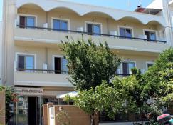 费洛克贞尼亚一室公寓酒店 - 罗德镇 - 建筑
