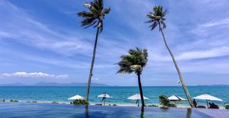 苏梅岛纱丽度假酒店 - 苏梅岛 - 海滩