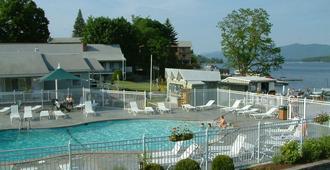 海洋村度假酒店 - 乔治湖 - 游泳池