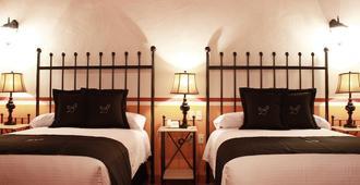 拉帕茨酒店 - 瓜纳华托 - 睡房
