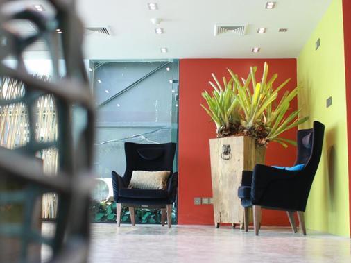 素坤逸16号阿斯皮拉安多拉酒店 - 曼谷 - 大厅