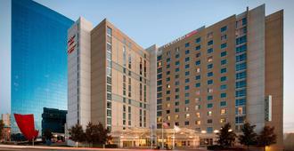 印第安纳波利斯市区庭院酒店 - 印第安纳波利斯 - 建筑