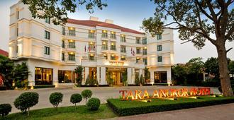 塔拉吴哥酒店 - 暹粒 - 建筑