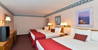 麦基诺城美洲最佳价值旅馆 - 麦基诺城 - 睡房