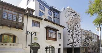 坎布雷拉斯塔里亚酒店 - 圣地亚哥 - 建筑