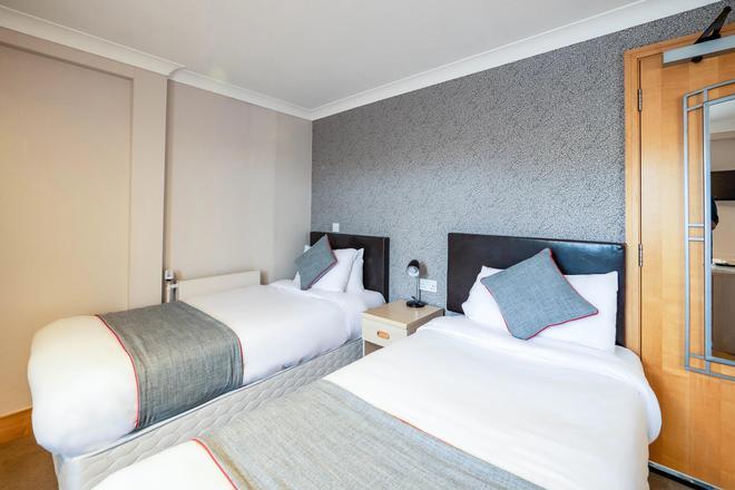 Oyo德比会议中心酒店 - 德比 - 睡房