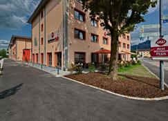 福森贝斯特韦斯特Plus酒店 - 福森 - 建筑