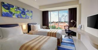 快捷假日酒店雅加达国际博览会店 - 雅加达 - 睡房