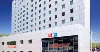 宜必思尚品伯尔尼会展中心酒店 - 伯尔尼 - 建筑