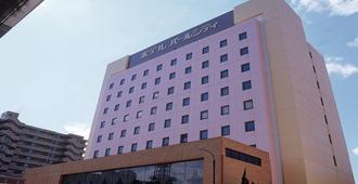 秋田川反珍珠城酒店 - 秋田 - 建筑
