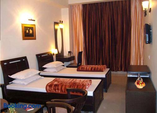 香港酒店 - 阿姆利则 - 睡房