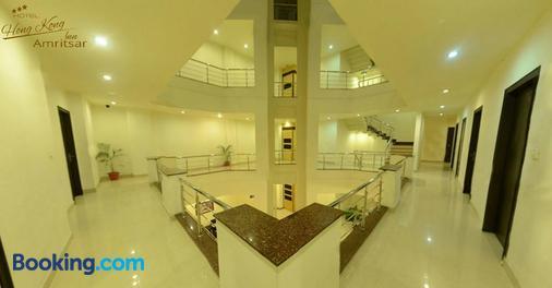 香港酒店 - 阿姆利则 - 阳台