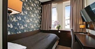 布拉恩拜酒店 - 斯德哥尔摩 - 睡房