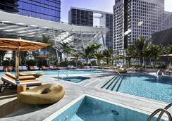 东方迈阿密酒店 - 迈阿密 - 游泳池