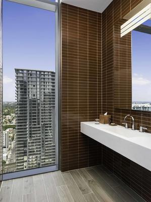 东方迈阿密酒店 - 迈阿密 - 浴室