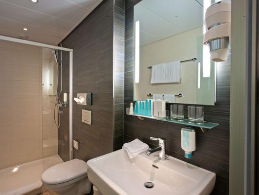 欧瑞康星酒店 - 苏黎世 - 浴室