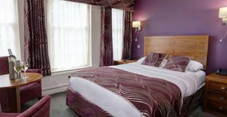 雪菲尔莫斯博罗大厅贝斯特韦斯特普拉斯酒店 - 谢菲尔德 - 睡房