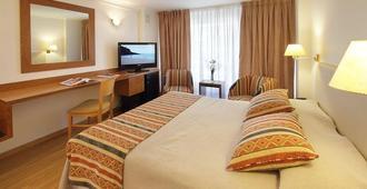 征服者酒店 - 布宜诺斯艾利斯 - 睡房