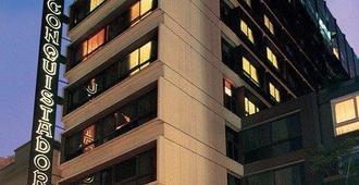 埃爾基斯塔飯店 - 布宜诺斯艾利斯 - 建筑