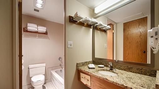 莱姆布莱特尔旅馆及会议中心贝斯特韦斯特plus酒店 - 伦敦 - 浴室