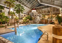莱姆布莱特尔旅馆及会议中心贝斯特韦斯特plus酒店 - 伦敦 - 游泳池