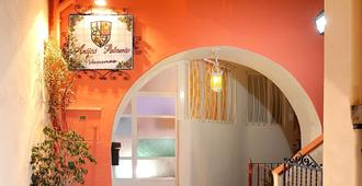 安迪克帕尔门托酒店 - 利帕里 - 楼梯