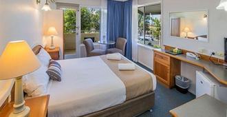 加勒比汽车旅馆 - 科夫斯港 - 睡房