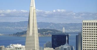 特里同金普敦酒店 - 旧金山 - 户外景观