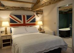 城堡酒店 - 哈罗盖特 - 睡房