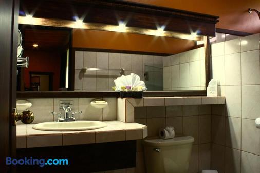 火山旅馆及温泉 - 福图纳 - 浴室