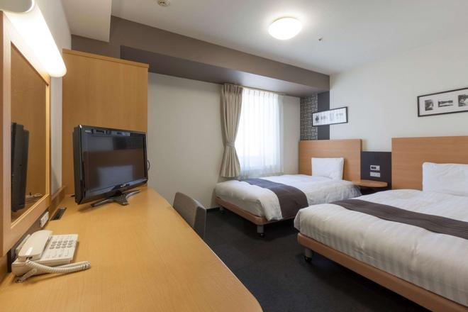 东京清澄白河舒适酒店 - 东京 - 睡房