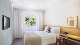 伊帕内玛酒店 - 里约热内卢 - 睡房