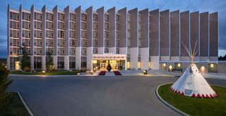灰鹰度假酒店 - 卡尔加里 - 建筑