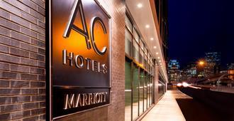 波士顿市中心万豪ac酒店 - 波士顿 - 户外景观