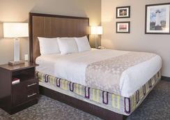 比洛克西温德姆拉昆塔套房酒店 - 比洛克西 - 睡房