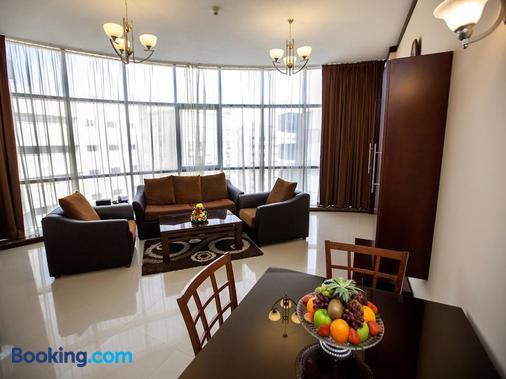 独家梅普尔斯酒店公寓 - 迪拜 - 餐厅